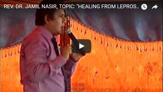TOPIC- -HEALING FROM LEPROSY- (PART 5)