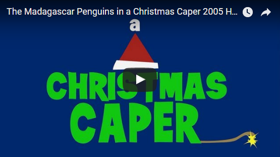 The Madagascar Penguins in a Christmas Caper 2005 HD In Hindi