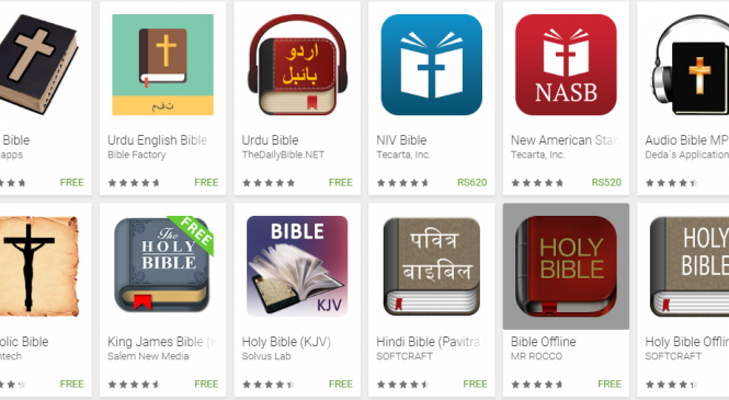 Urdu Bible and different languages |Free Download| Android Apps