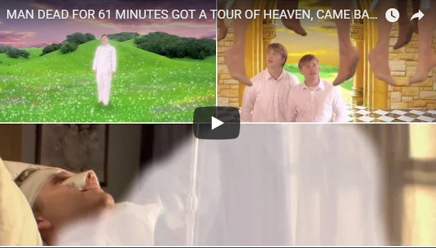 MAN DEAD FOR 61 MINUTES GOT A TOUR OF HEAVEN |Sid Roth's It's Supernatural!|
