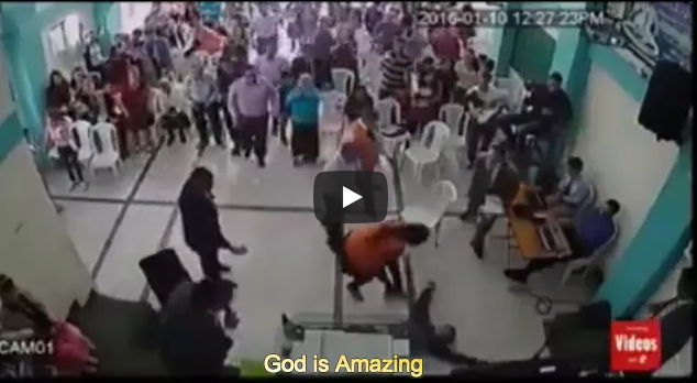 WoW!! God is Amazing!! AMEN |caught on camera