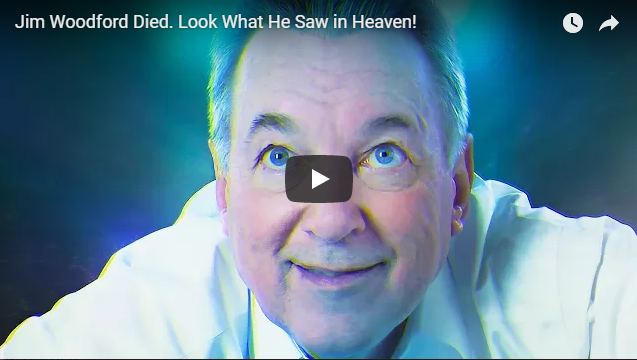 Sid Roth's It's Supernatural! Jim Woodford Died. Look What He Saw in Heaven