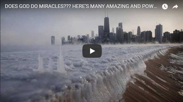 DOES GOD DO MIRACLES??? HERE'S MANY AMAZING AND POWERFUL MIRACLES IN 4 MINUTES!!!