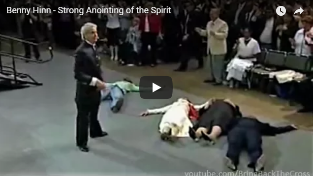 Benny Hinn – Strong Anointing of the Spirit