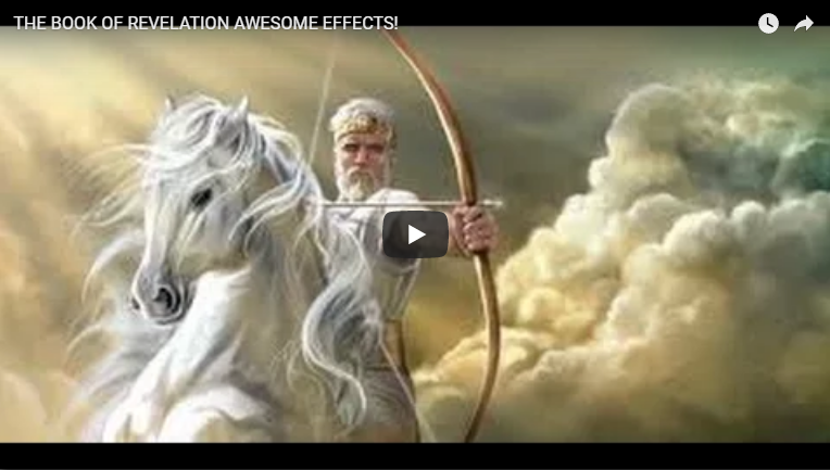 THE BOOK OF REVELATION AWESOME EFFECTS!