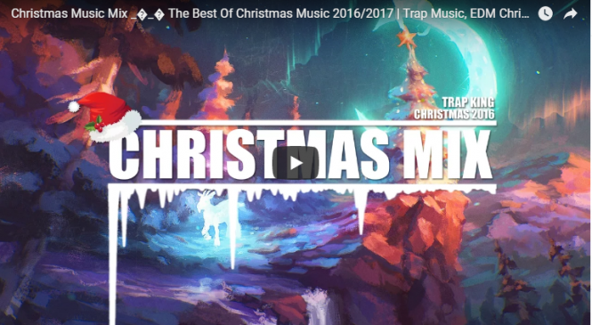 Christmas Music Mix _�_� The Best Of Christmas Music 2016/2017 | Trap Music, EDM Christmas Mix