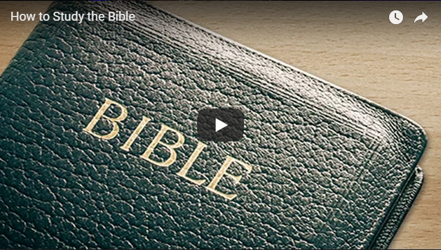 How to Study the Bible |  Joyce Meyer