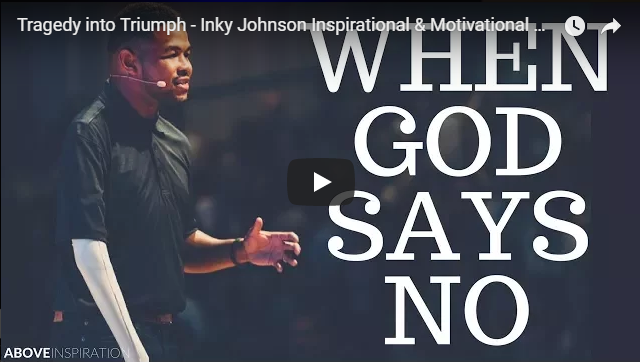 Tragedy into Triumph – Inky Johnson Inspirational & Motivational Video | Testimony