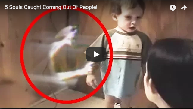 5 Souls Caught Coming Out Of People!