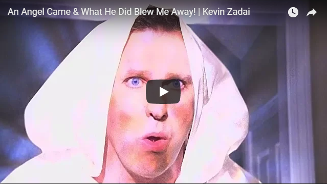 An Angel Came & What He Did Blew Me Away! | Kevin Zadai