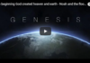 In the beginning God created heaven and earth – Noah and the flood – Genesis – Chapter 1