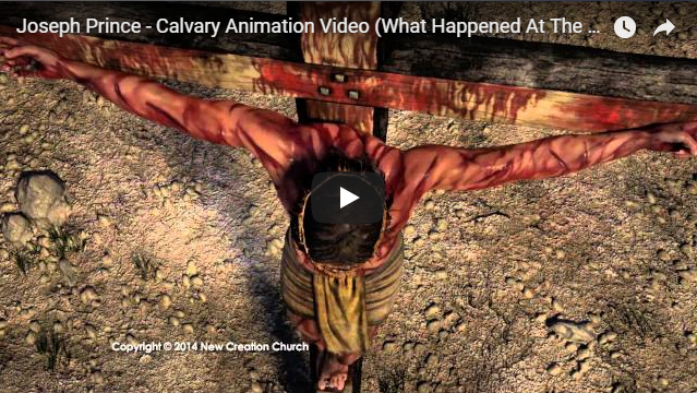 Joseph Prince – Calvary Animation Video (What Happened At The Cross)