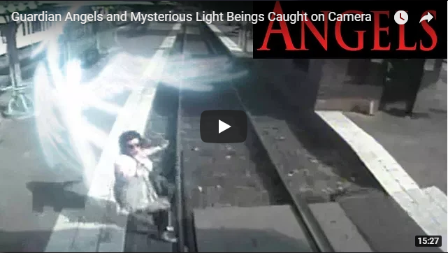 Guardian Angels and Mysterious Light Beings Caught on Camera