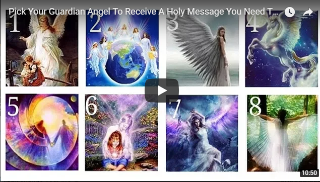 Pick Your Guardian Angel To Receive A Holy Message You Need To Hear
