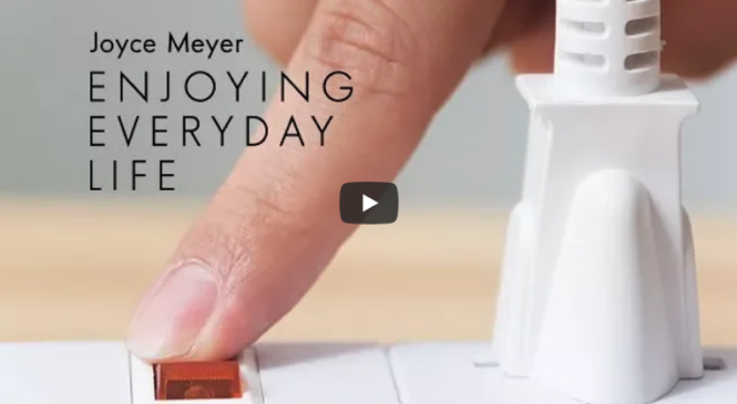 It's Time to Flip Your Switch – Enjoying Everyday Life |  Joyce Meyer