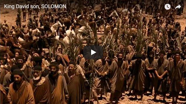 King David son, SOLOMON Movies In English