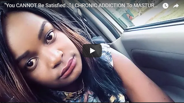 """You CANNOT Be Satisfied…"" 