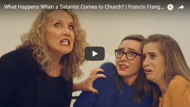 What Happens When a Satanist Comes to Church?   Francis Frangipane   It's Supernatural!