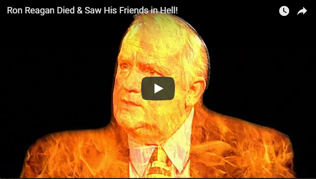 Ron Reagan Died & Saw His Friends in Hell!   Sid Roth's It's Supernatural!