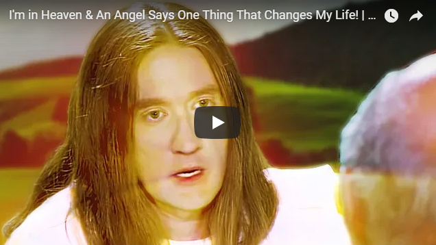 I'm in Heaven & An Angel Says One Thing That Changes My Life!   James Goll