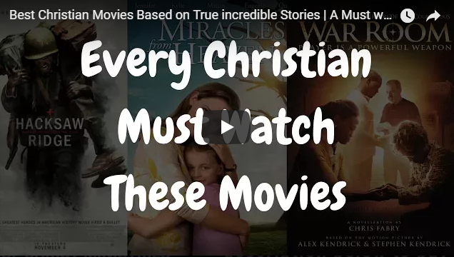 Best Christian Movies Based on True incredible Stories | A Must watch for every Christian