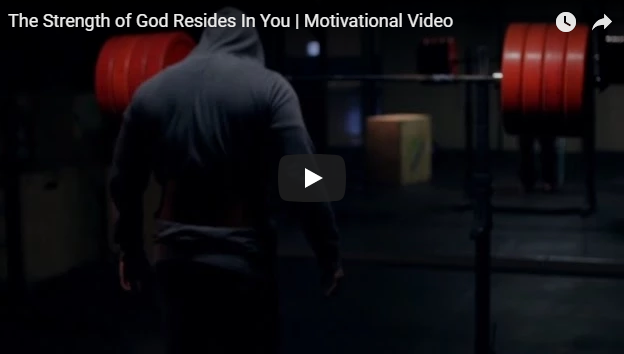 The Strength of God Resides In You | Motivational Video