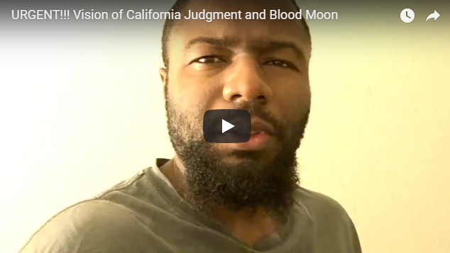 URGENT!!! Vision of California Judgment and Blood Moon