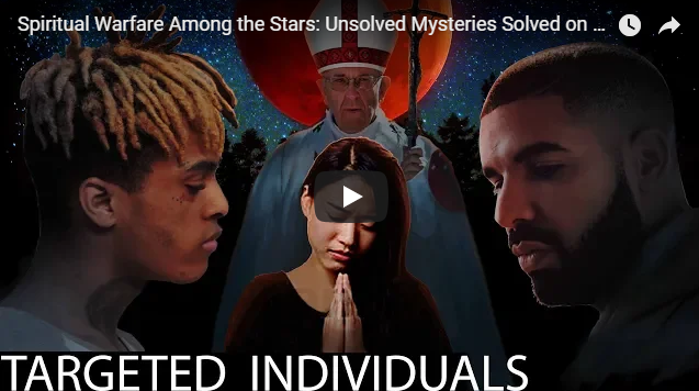 Spiritual Warfare Among the Stars: Unsolved Mysteries Solved on Camera