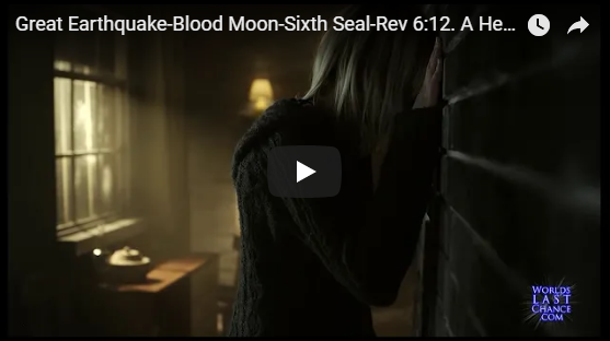 Great Earthquake-Blood Moon-Sixth Seal-Rev 6:12. A Hebrew Perspective