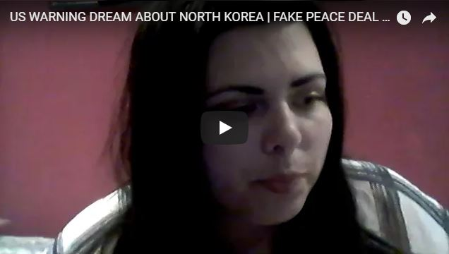 US WARNING DREAM ABOUT NORTH KOREA   FAKE PEACE DEAL UNVEILED!!!