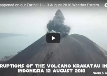 This happened on our Earth!!! 11-13 August 2018 Weather Extreme!!!