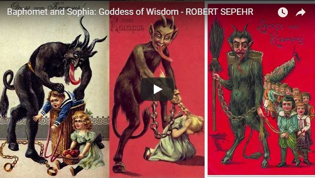 Baphomet and Sophia: Goddess of Wisdom – ROBERT SEPEHR | History is awesome