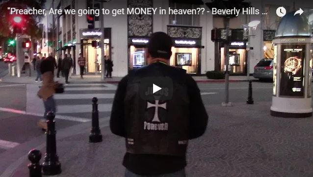 """Preacher, Are we going to get MONEY in heaven?? – Beverly Hills Brats"