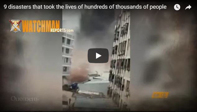 9 disasters that took the lives of hundreds of thousands of people