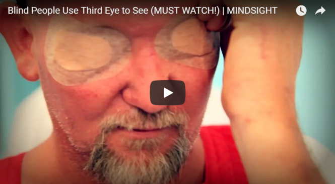 Blind People Use Third Eye to See (MUST WATCH!) | MINDSIGHT