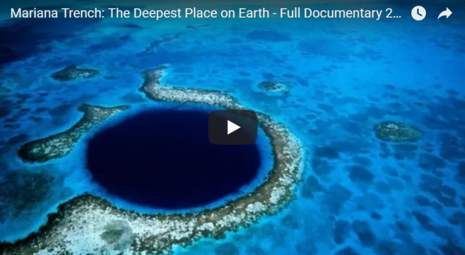 Mariana Trench: The Deepest Place on Earth – Full Documentary 2017