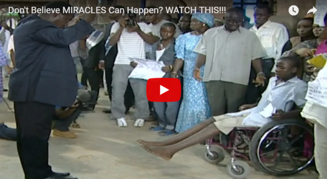 Don't Believe MIRACLES Can Happen? WATCH THIS!!!