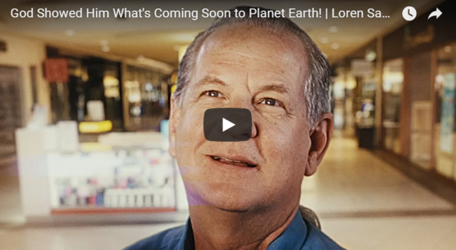 God Showed Him What's Coming Soon to Planet Earth!   Loren Sandford