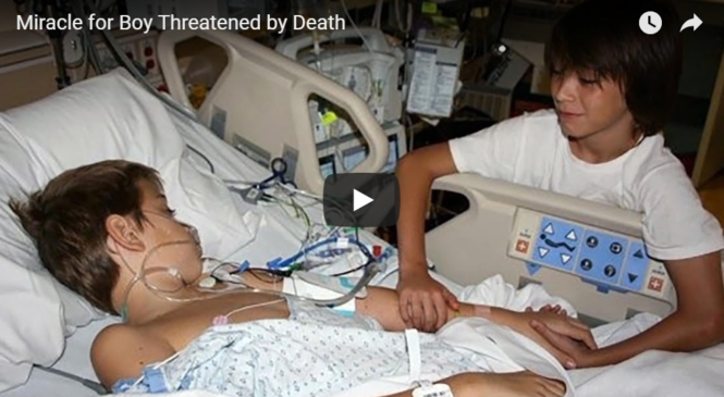 Miracle for Boy Threatened by Death