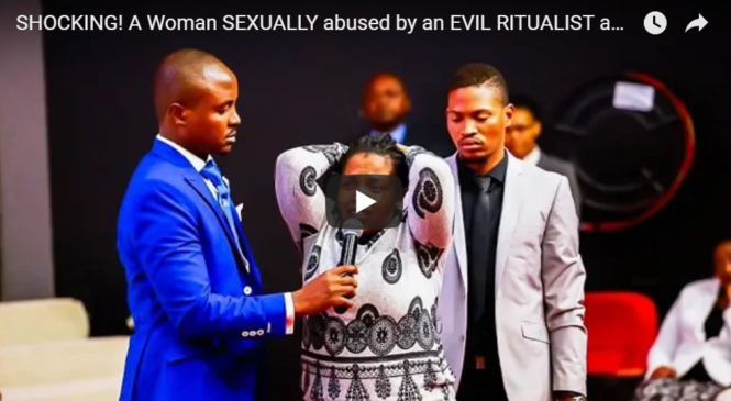 SHOCKING! A Woman SEXUALLY abused by an EVIL RITUALIST