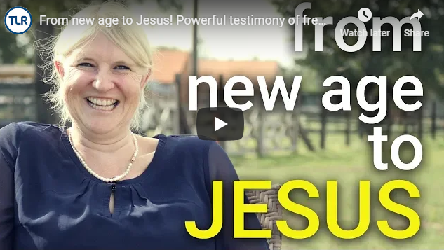 From new age to Jesus! Powerful testimony of freedom from the occult