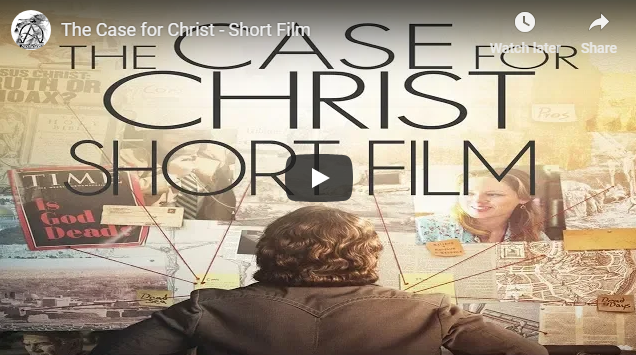 The Case for Christ – Short Film