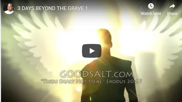3 DAYS BEYOND THE GRAVE 1