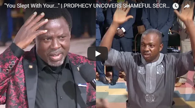 """You Slept With Your…"" 