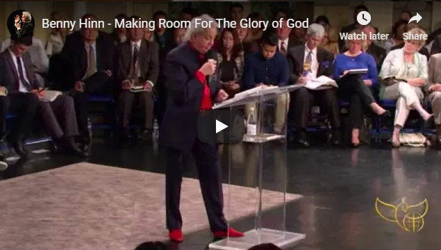Benny Hinn – Making Room For The Glory of God