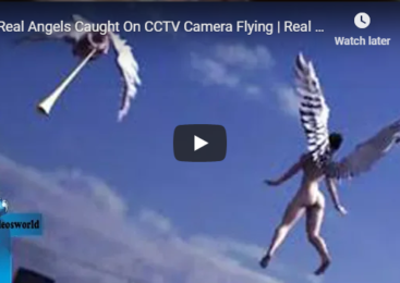 Real Angels Caught On CCTV Camera Flying | Real Life Angels | Angel Sightings