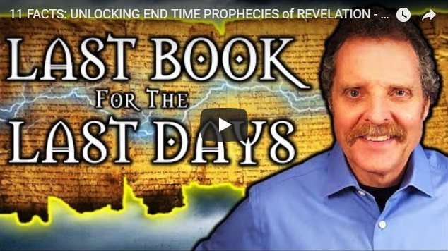 11 FACTS: UNLOCKING END TIME PROPHECIES of REVELATION – The book you can't ignore!