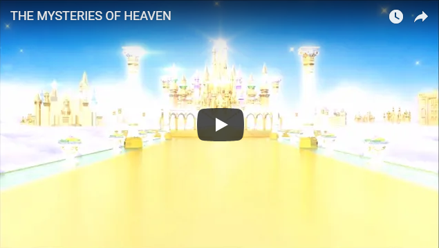 THE MYSTERIES OF HEAVEN