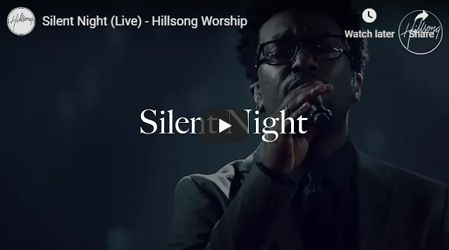 Silent Night (Live) – Hillsong Worship