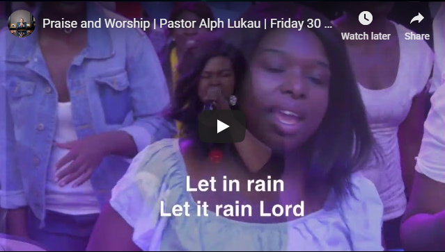 Praise and Worship | Pastor Alph Lukau | Friday 30 Nov 2018 | Friday Service
